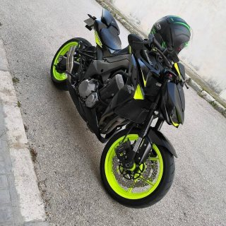 دراجة نارية حقيقية والمرموقة للبيع