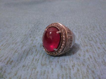 خاتم ياقوت برماوي فيتنامي
