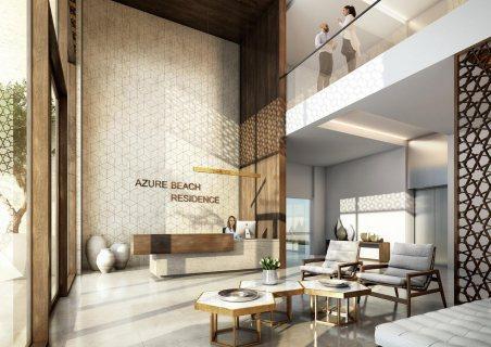 شقة للبيع في جزيرة مريم الخان أفضل موقع سكنى استثمارى  401000 درهم