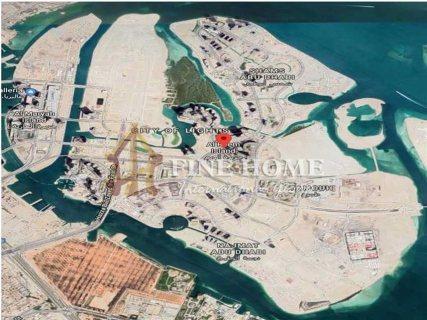 للبيع..أرض سكنية في جزيرة الريم أبوظبي