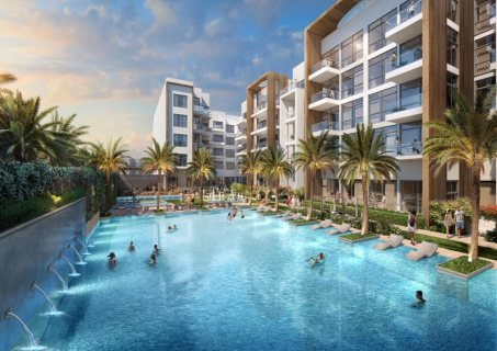 تملك بأرقي مناطق دبي شقة فاخرة غرفتين بدبي