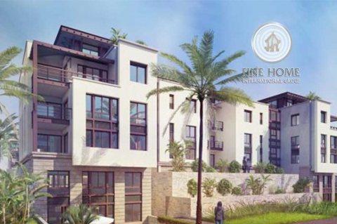 مجمع فيلتين 12 غرفة في شارع المرور، أبوظبي.