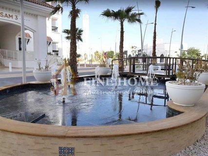 للبيع..شقة غرفتين في جزيرة أبوظبي