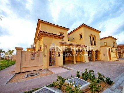 للبيع..فيلا 3 غرف فخمة في جزيرة السعديات أبوظبي