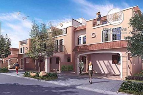 للبيع..فيلا 5 غرف رائعة مع مسبح في الحي المتوسط الريف أبوظبي