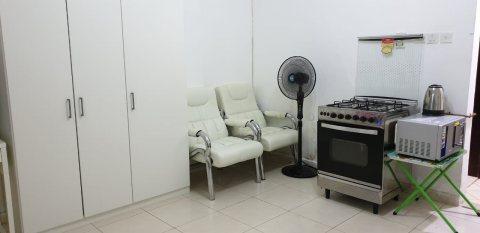 للايجار ستوديو مفروش بالخان مساحة كبيرة فرش جيد