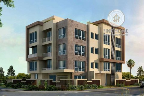 للبيع..بناية 3 طوابق على شارع رئيسي في مدينة محمد بن زايد أبوظبي