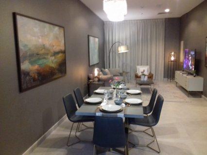 شقة جاهزة في jvc بأقساط شهري 2900 درهم
