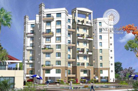 فرصة رائعة للاستثمار بناية 6 طوابق مدينة محمد بن زايد أبوظبي