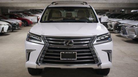 New 2020 Lexus LX 570 4wd Suv