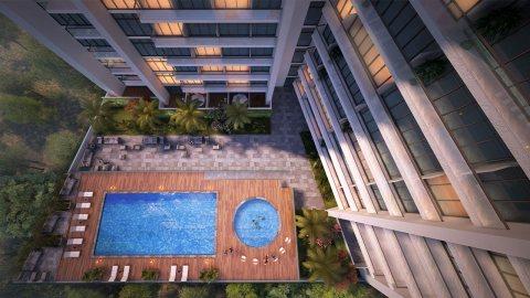 تملك شقة غرفتين وصالة  فدبي ب 459 ألف درهم