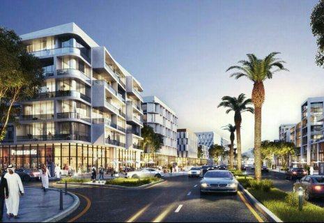 بالتقسيط الميسر تملك بالشارقة شقة 2 غرفة بتصميم رائع