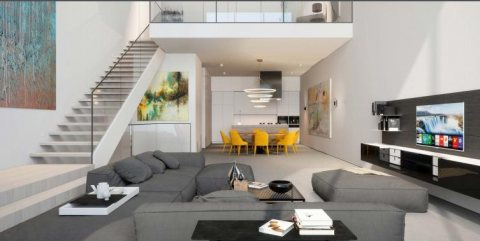 بسعر مميز جدا وبالتقسيط تملك منزل تاون هاوس علي شارع محمد بن زايد