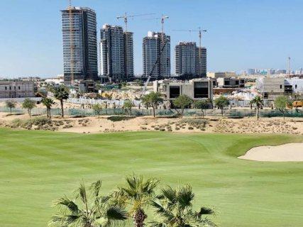 تملك شقتك المطلة على الغولف في دبي وقسًط ثمنها على ثلاث سنوات