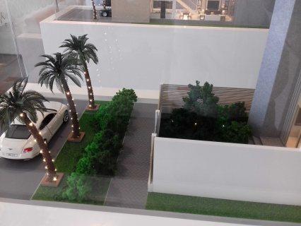 ب 357 ألف درهم تملك فيلا تاون هاوس في دبي