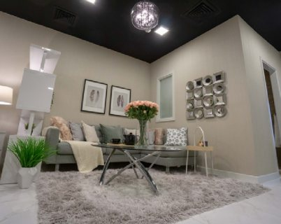 شقة على شارع الشيخ زايد ب 234 ألف درهم فقط