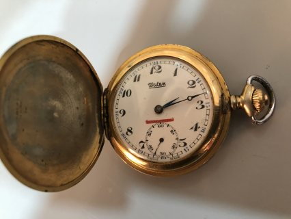ساعة جيب نادره