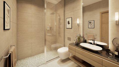 شقة مطلة على شارع الشيخ زايد ب 234 ألف درهم