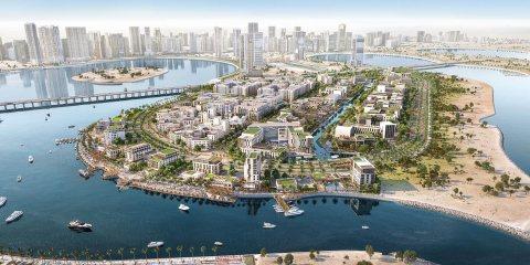 مقابل قسط شهري 2100 درهم تملك شقة على القناة المائية جوار البوليفارد