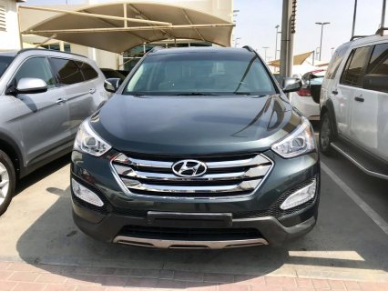 2017 Hyundai Santa fe for sale in good condition