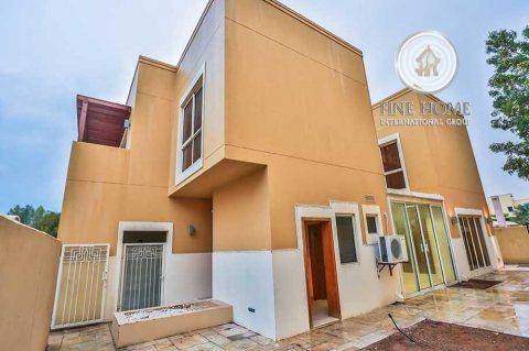 للبيع فيلا 4 غرف على زاوية في حي الحميم حدائق الراحة أبوظبي