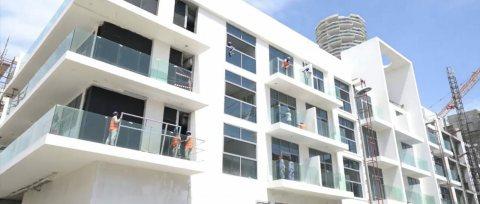 شقة جاهزة في jvc بالتقسيط على 10 سنوات بدون بنوك