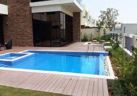 فيلا 3 غرف نوم وسط ملاعب الغولف في دبي ب 1.3 مليون درهم