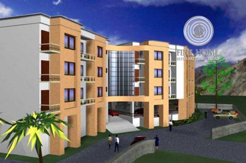 للبيع..بناية 3 طوابق في منطقة النادي السياحي أبوظبي