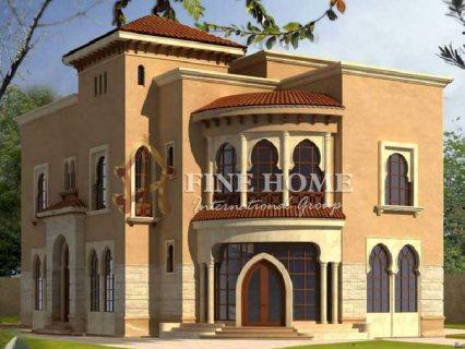 للبيع..فيلا 6 غرف في مدينة الرحبة أبوظبي