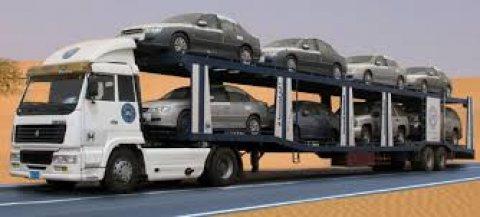 شركة شحن سيارات من الامارات الى السعودية
