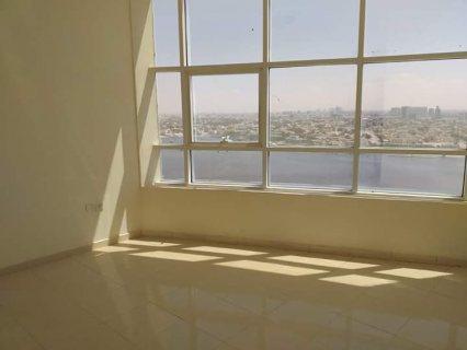 شقة غرفتين  وصالة على الخور في البستان، سداد على 8 سنوات بعد الاستلام وبدون مقدم