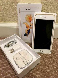 Apple iPhone 6S - 16GB 64GB 128GB - Gray, Rose, Gold, Silver - Factory Unlocked