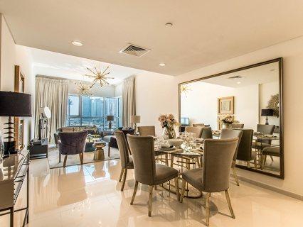 غرفة وصالة على ملعب الغولف بقسط شهري 4500 درهم تقسيط 3 سنوات في دبي لاند في دبي
