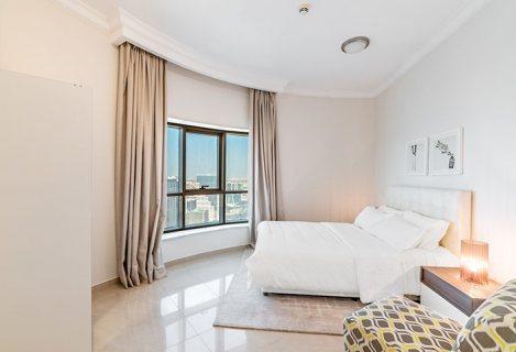 استلم شقة غرفتين وصالة فورا بدفعة اولى 38 الف درهم في ارقى برج في عجمان