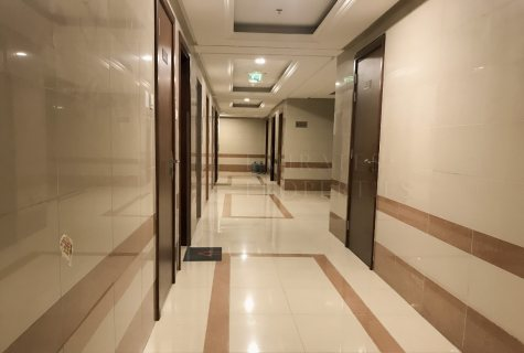 غرفة وصالة جاهزة على الخور بعجمان ب435الف درهم دون دفعة اولى