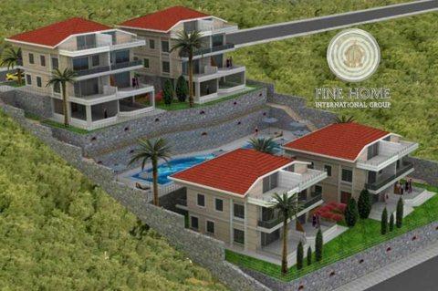 للبيع | مجمع 4 فلل | مدينة محمد بن زايد أبوظبي
