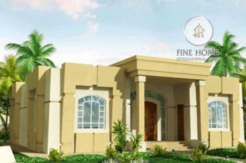 للبيع | بيت شعبي 6 غرف | منطقة الرحبة أبوظبي