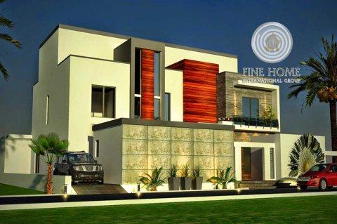 للبيع | فيلا سوبر ديلوكس 7 غرف | مدينة محمد بن زايد أبوظبي