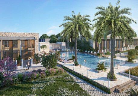 فيلا للبيع في دبي في مجمع فلل في وادي الصفا بقسط شهري 5000 درهم