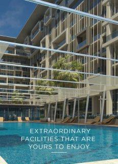 تملك شقة فریدة طابقین دوبلكس وسطح في أبو ظبي، سعرها الكامل 800 ألف درهم إماراتي