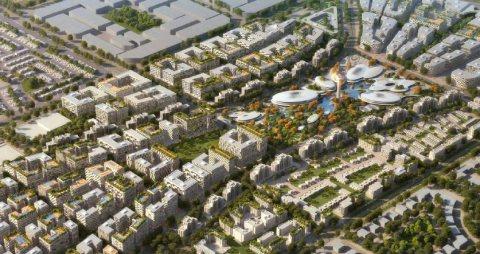 تملك شقة غرفة وصالة في الشارقة بإطلالة مباشرة على النوافیر والحدائق ب 410 ألف