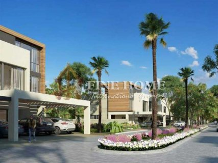 للبيع | فيلا 3 غرف نوم | حدائق بلوم أبوظبي