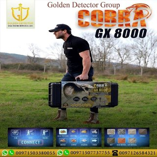 Cobra GX 8000  Best German Metal Detector 2020