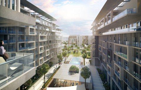 تملك شقة فريدة طابقين دوبلكس وسطح في أبو ظبي، سعرها الكامل 800 ألف درهم إماراتي