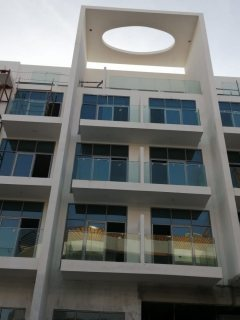 شقة جاهزة فيjvc اقساط 5سنوات ودفعة الأولى 15%