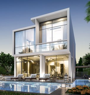 فيلا ثلاث غرف نوم وصالة في دبي  اقساط على 3 سنوات ودفعة أولى 99 ألف درهم فقط