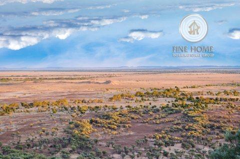 للبيع | قطعتين أرض مع تصريح بناء برجين | دانة أبوظبي