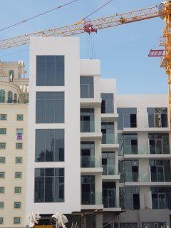 غرفتين وصالة للبيع في دبي، تسليم فوري وقسط شهري على 5 سنوات