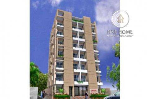 للبيع | بناية 7 طوابق | مدينة محمد بن زايد أبوظبي