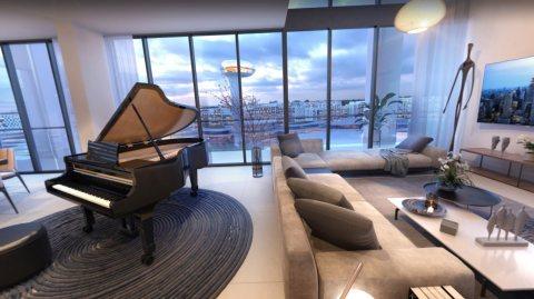 تملك شقة غرفة وصالة في الشارقة بإطلالة على النوافير والحدائق ب 410 ألف درهم